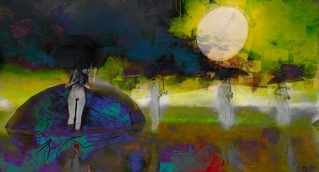 River / Artist : Mistero Hifeng