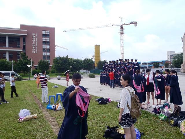 国立中山大学 在大学城 - naniyuutorimannen - 您说什么!
