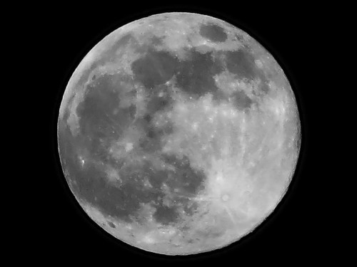 Full Moon (Supermoon)