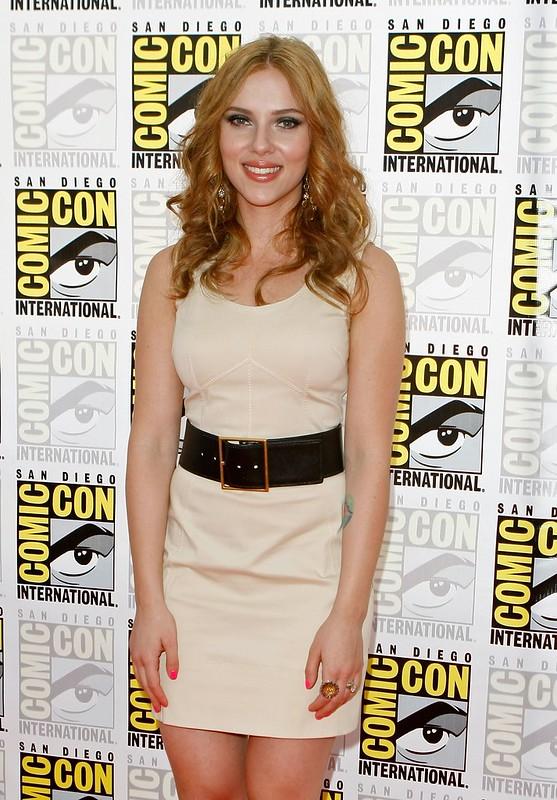 Scarlett Johansson: Avengers Age of Ultron Will Be Darker Than The Original 1