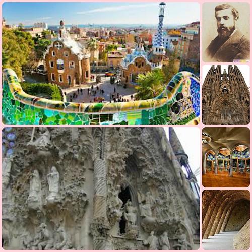Antoni Gaudí by Aceros Murillo