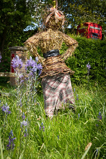 Scarecrow Candids - ARty Wicker Woman