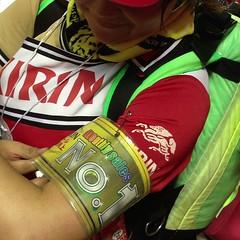 KIRINビール・6月売上No.1のおねえさん