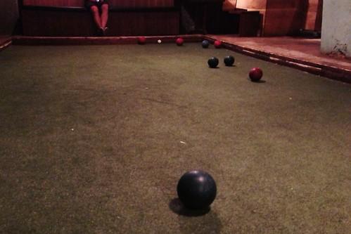 Bocce Balls!