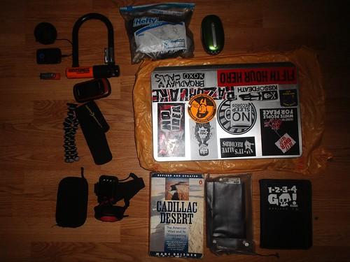 Tahoe Packlist