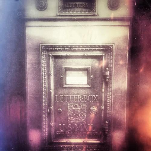 Letter (205/365) by elawgrrl
