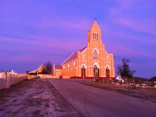 sunset church curacao stwillebrordus williwood