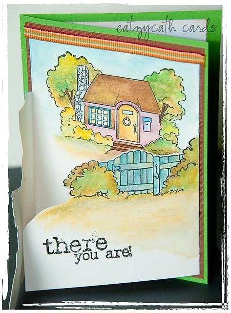 cottage tri-fold