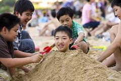 Sand Cooler