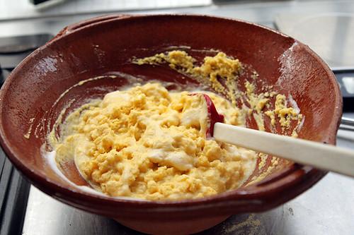 corn cake batter