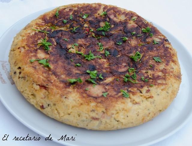 tortilla campestre