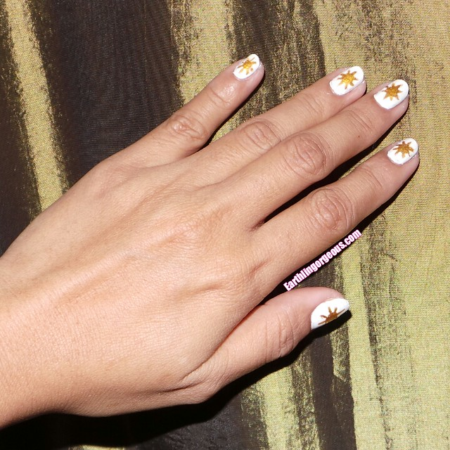 NOTD:  Here Come's The Sun