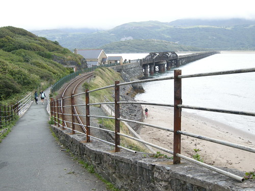 Bridge at Barmouth