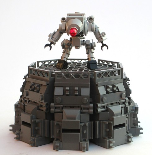 Federation Beta Series Mechanoid