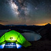 Camping Under The Stars by Shane Michael Black