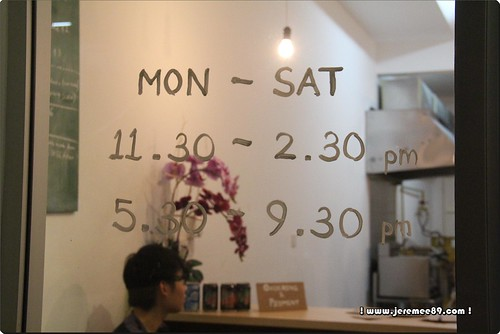 Business Hours @ Ric's Burger, Bayan Baru