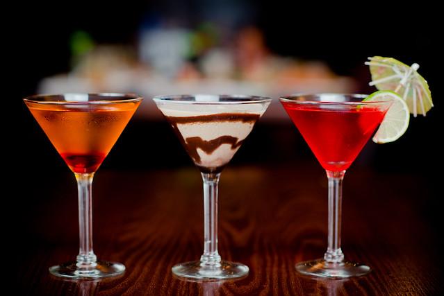 ChangThai Martinis