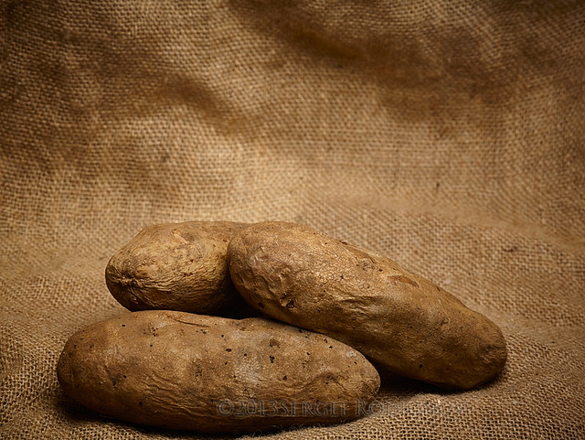 Potato series: 1