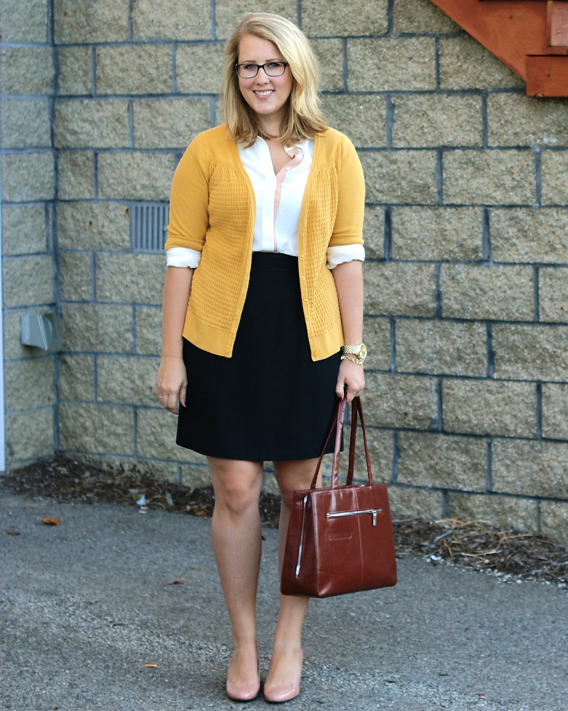 J.Crew Factory Sylvia, Hobo Morena Bag, Everlane Silk Blouse