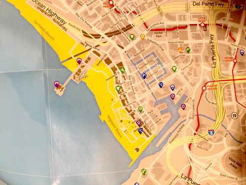 Grand Theft Auto Venice Beach