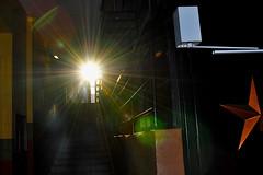 San Antonio - Sun in Lens