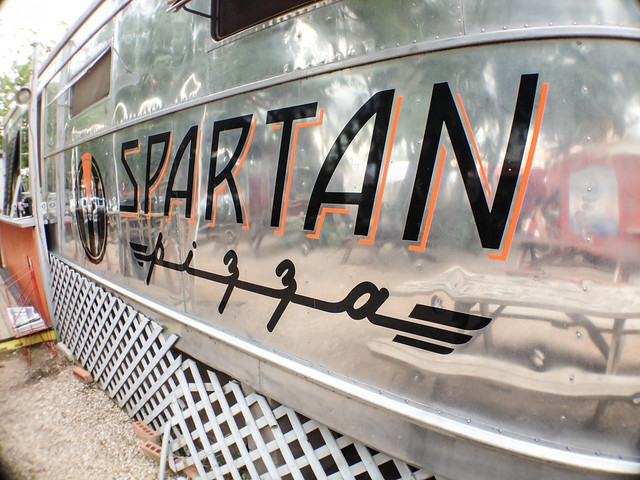 Spartan Pizza -1 food truck park in austin