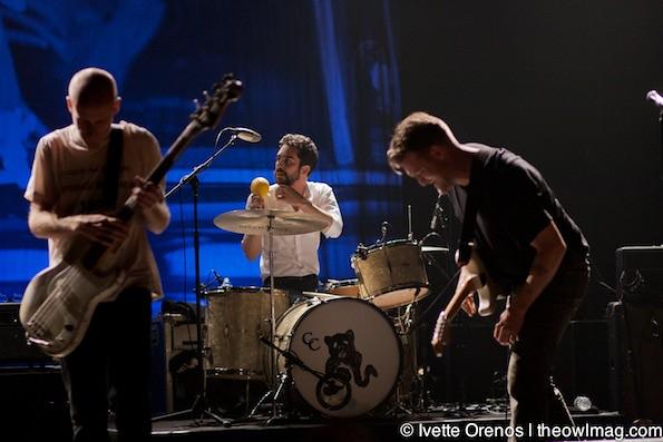 Cold War Kids @ The Wiltern, LA 9/19/13