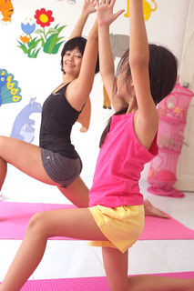 yoga with aina