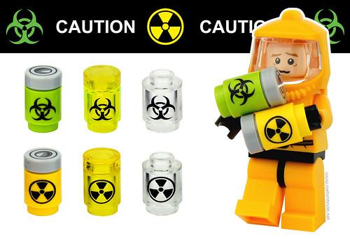 Hazardous Materials by customBRICKS