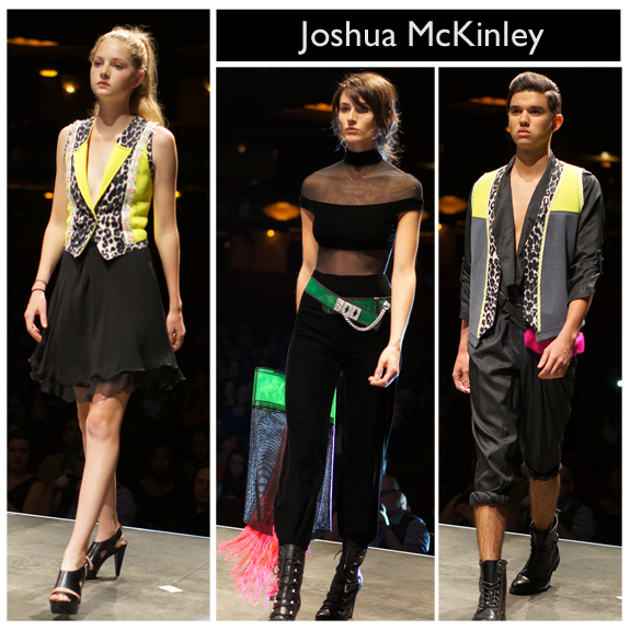 STLFW, Project Runway, Joshua McKinley c