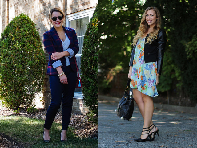 Living After Midnite: My Go-To September Outfit
