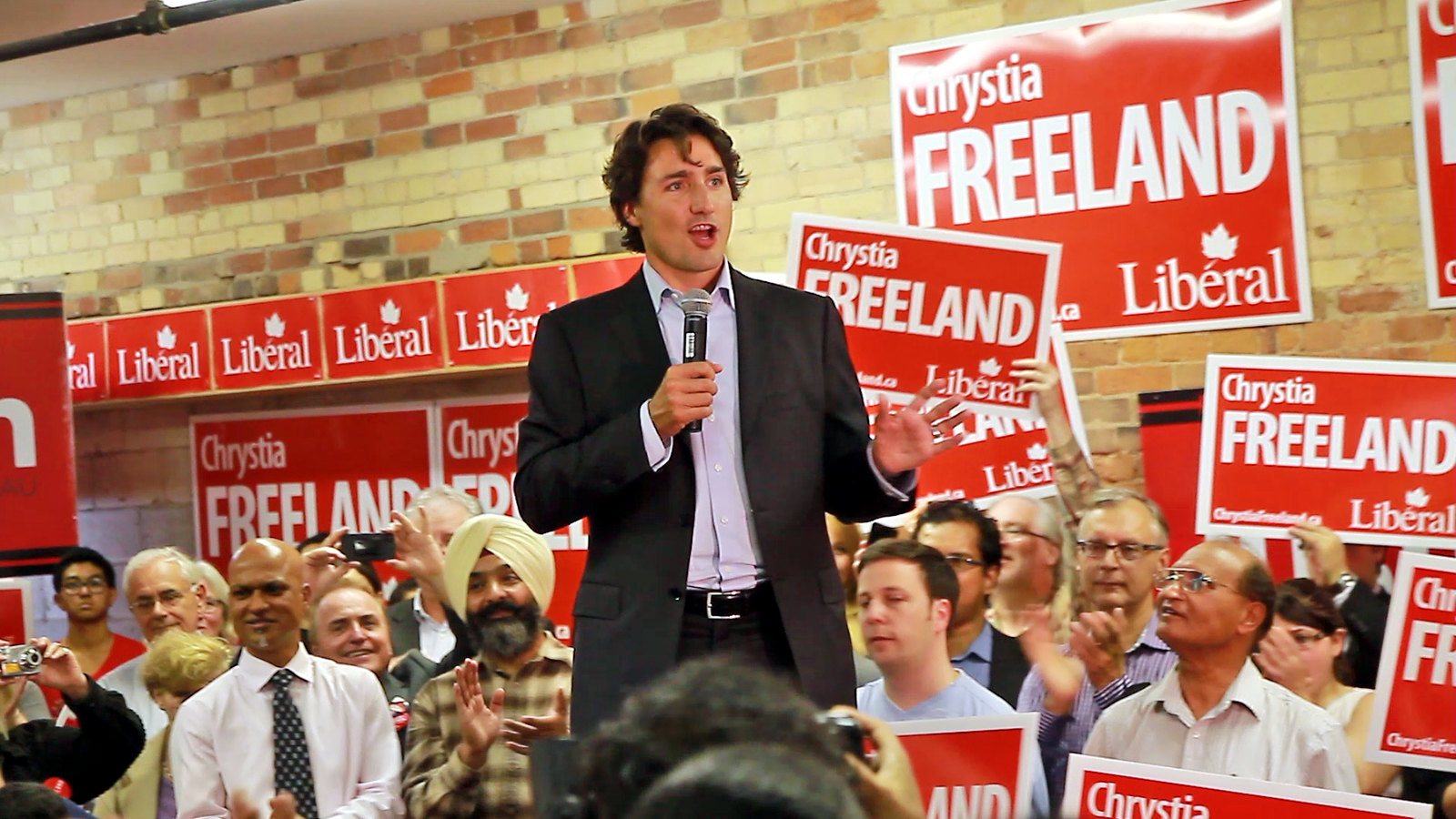 Justin Trudeau | Corporate Video Production Toronto