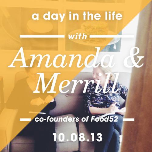 Amanda and Merrill
