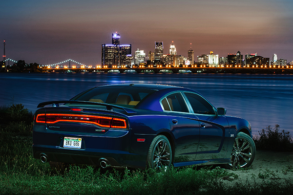 America trip Desmond Louw TopGear Dodge Charger 15
