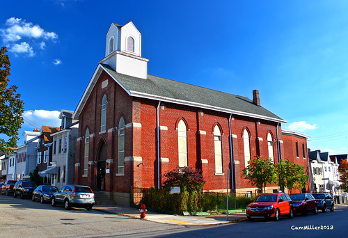 German Protestant Church - Bloomfield
