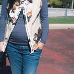 phillip lim target floral print jacket
