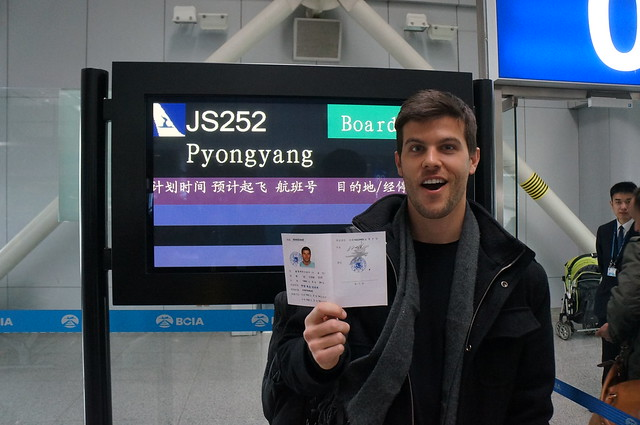 DPRK Traveler Spotlight Series: The Global Oddyssey with Eric Hill