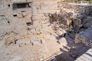 Image of  Pool of Bethesda.