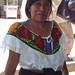 Mujer de Sibaca; Tianguis de Ocosingo, Chiapas, Mexico por Lon&Queta