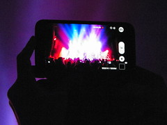 concert rock pour myope