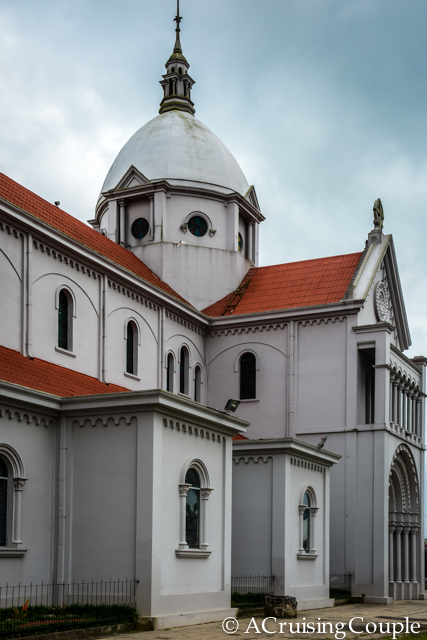 Catholic Church in San Ramon Costa Rica
