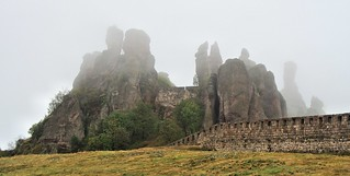 Image of Belogradchik Fortress near Belogradchik. belogradchikbulgaria