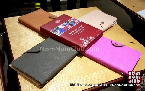 SBC Dream Journal 2014: In 4 Colors