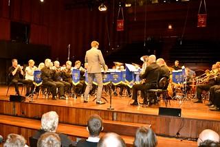 EM 2013 - Windcorp Brass Band, dirigent Alexander Hanson (foto. Olof Forsberg)