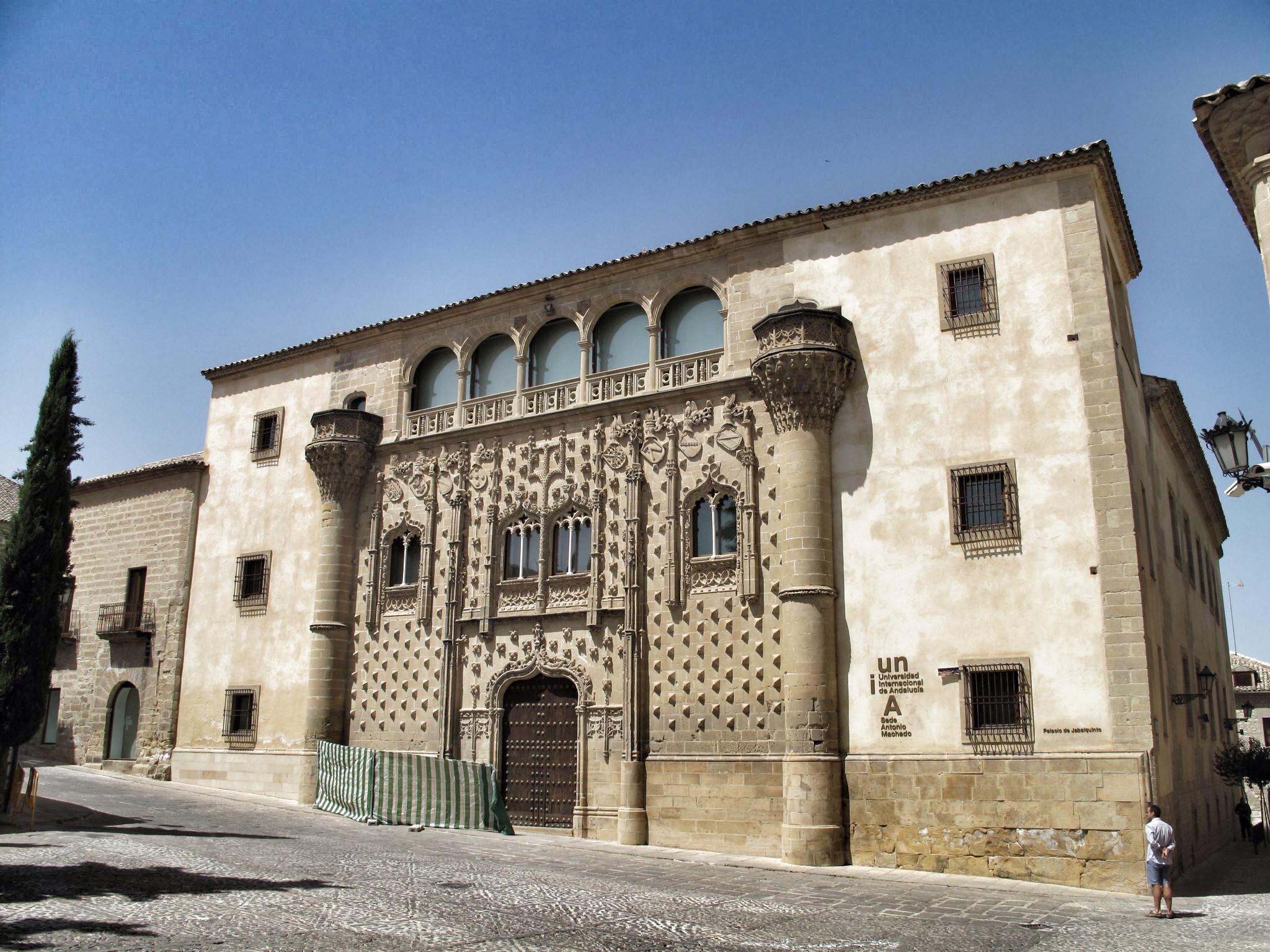 reharq_palacio jabalquino_VII Encuentro Nacional de Gestores de Bienes de Patrimonio Mundial