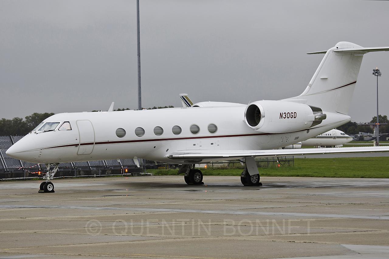 Advenced Air Management Inc Gulfstream G-IV N30GD
