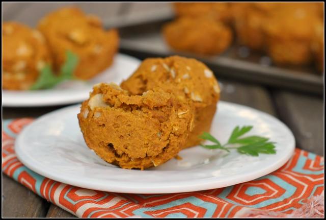 veganpumpkincoconutmuffins4