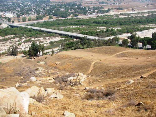 Mount Rubidoux Loop Hike (8-3-13)
