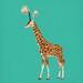 Coffee Giraffe by (ben chen)