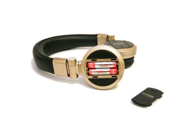 TDK TH-WR700 無線耳機 2013 金色新款! @3C 達人廖阿輝